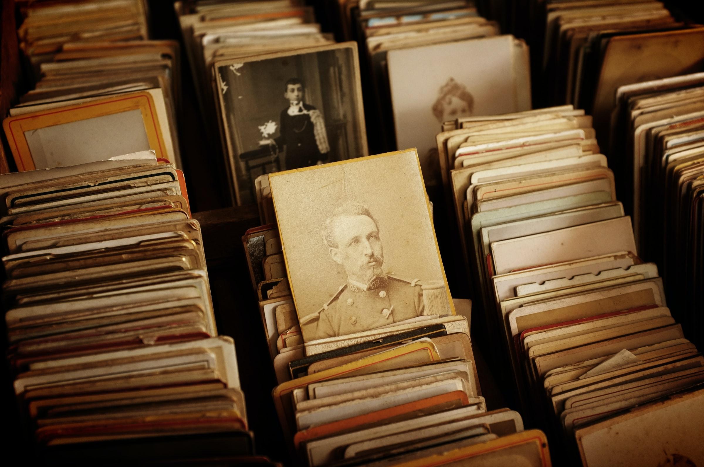 Collections de photographies anciennes